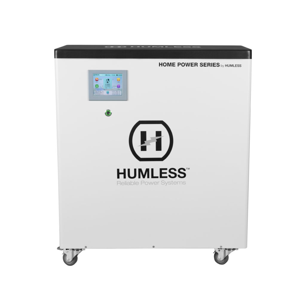 Solar Panel Power Battery Storage | Our Products | Humless