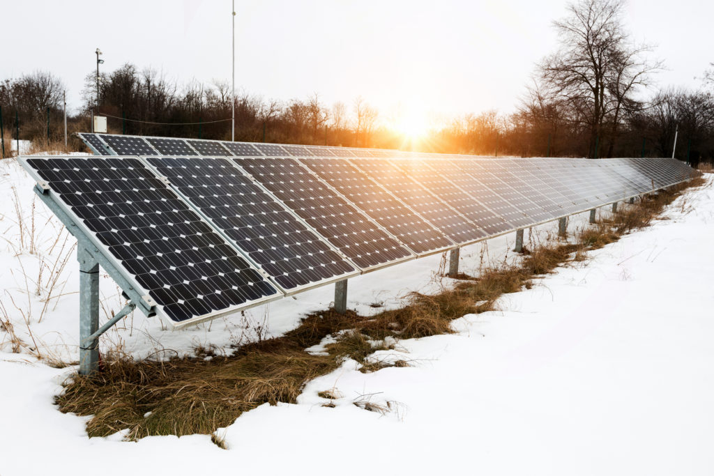 Does Solar Power Work In The Winter Humless